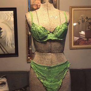 Malizia Body by La Perla Bra & Panty Set